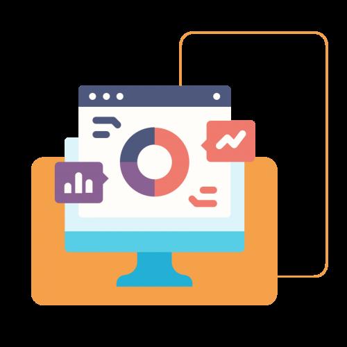 Holidaymaker data dashboard