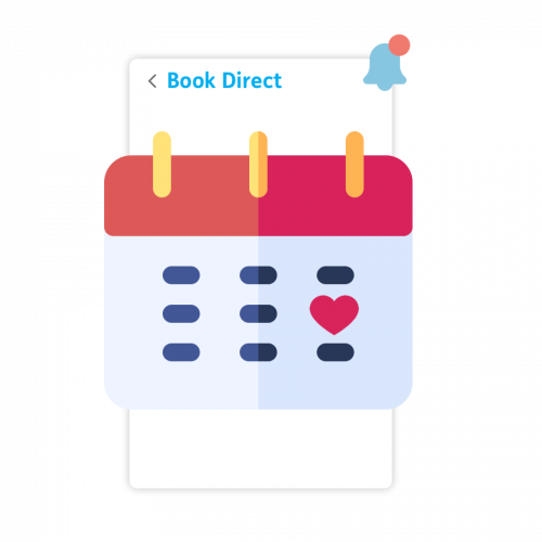 Drive more direct bookings