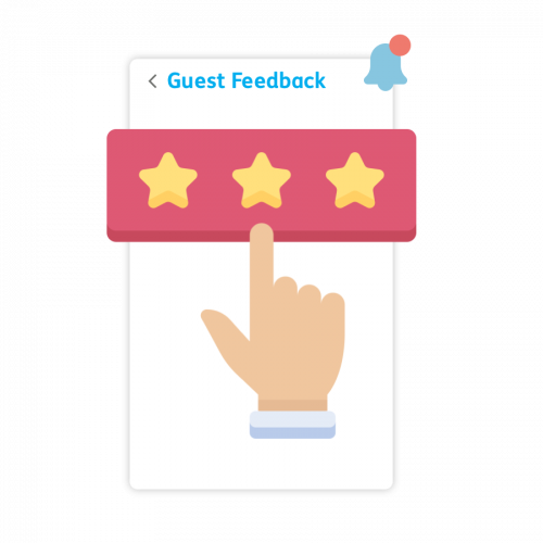 Deliver exceptional in-stay guest experience