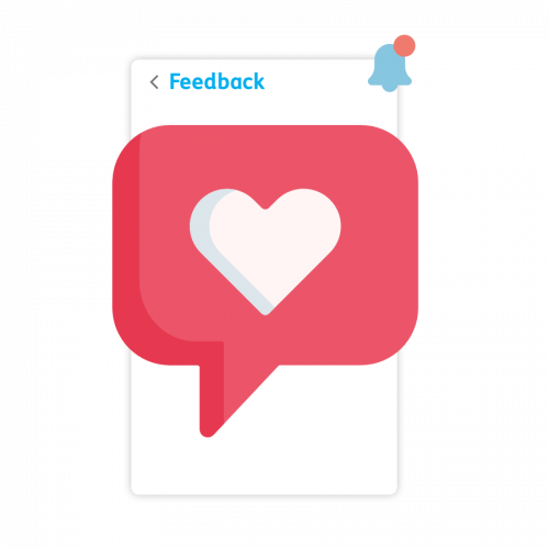 Gather guest feedback