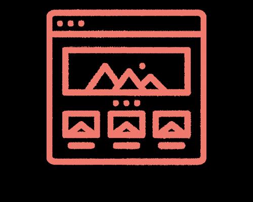 Your website data source