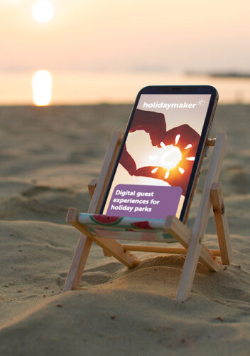 Holidaymaker - iscover a new kind of guest experience