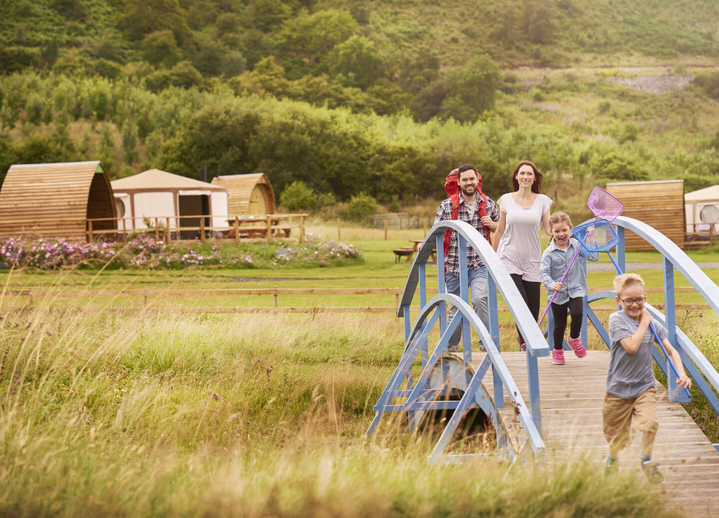 Why on-site experience counts in the Holiday Park market